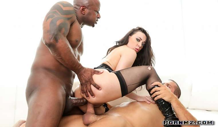 Evil Angel Anal Threesome