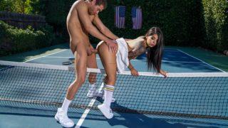 Brazzers – Tennis Balls Deep