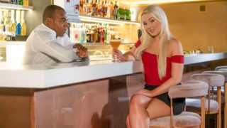 DaneJones – Czech blonde seduces the bartender
