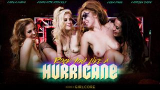 Girlcore – Rock You Like A Hurricane