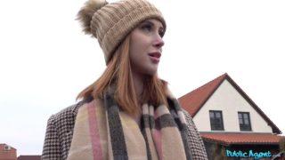 PublicAgent – Redhead Brit fucks for posh villa