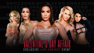 Brazzers Live – Valentines Day Affair