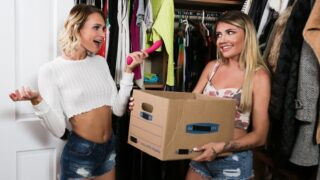 AllGirlMassage – Moms Closet Strap-On
