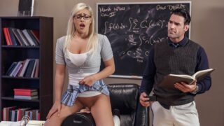 Brazzers – Math Can Be Stimulating