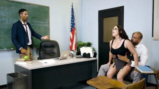 Brazzers – Parent Fucking Teacher Meetings