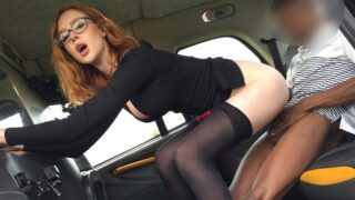 FakeTaxi – Lenina Crowne Vs Big Black Cock