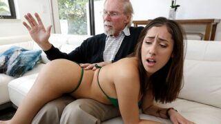 BangBros – Kira Gets Pounded By Grandpa